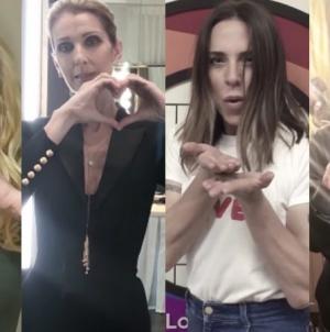 Celine Dion y Britney Spears se unen a otras celebridades contra crímenes de odio LGBT