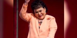 """Carmen Salinas: """"Que los gays sigan adoptando muchos niños"""""""