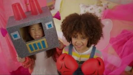 Campaña contra de los estereotipos de género en juguetes de Navidad