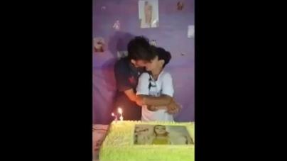 Brasil: Dos adolescentes besandose desatan polemica en el pais