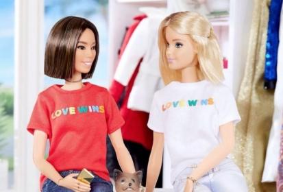Barbie lsale del armario en apoyo al matrimonio gay