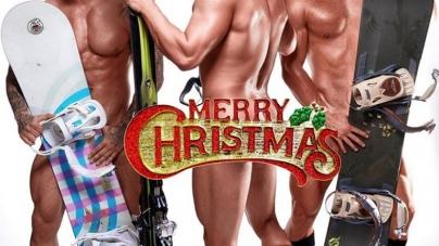 Navidad al desnudo con Bryan Hawn, Alfred Lied y Mike Chabot