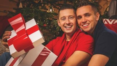 Polonia: Pokochaj nas w święta, La canción gay de navidad que encabeza los listados