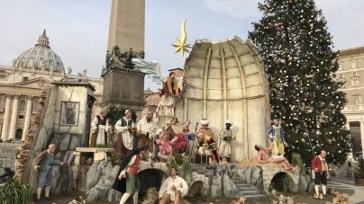 Italia: Afirman que el Vaticano ha estrenado la Navidad más gay en la historia