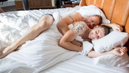 Las parejas gay tienen mejor sexo que las heterosexuales