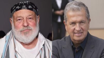Mario Testino y Bruce Weber, acusados de explotación de modelos masculinos