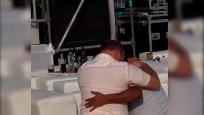 El conductor Kurt Villavicencio y su video con otro hombre