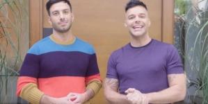 Ricky Martin y Jwan Yosef abren las puertas de su nido de amor
