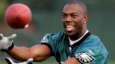 Las fotos intimas del jugador de la NFL, Terrell Owens