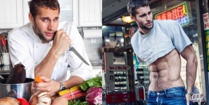 Franco Noriega y sus fotos hot para este año