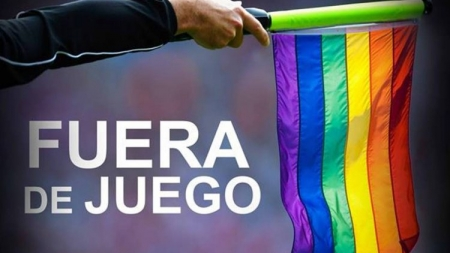 Fuera De Juego, un documental sobre la homosexualidad en el fútbol profesional