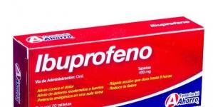 El ibuprofeno podría dañar los testículos
