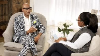RuPaul y Oprah hablan sobre Drag Race como una experiencia espiritual