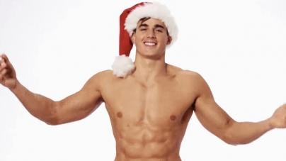 El promocional navideño de Pietro Boselli