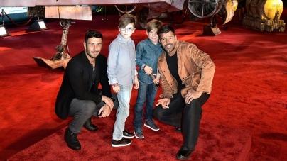 Ricky Martin revela cómo les explicó a sus hijos que tienen dos papás