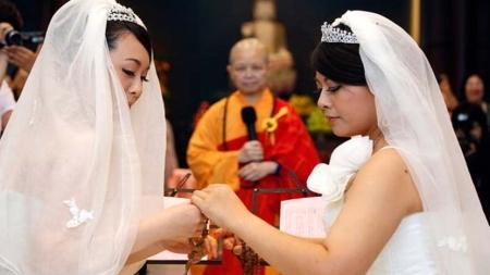 Taiwán: Tribunal rechaza reconocer el matrimonio de dos mujeres celebrado en Canadá