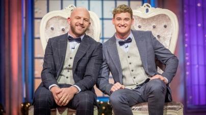 La BBC trasmitio en tv abierta la primera boda gay