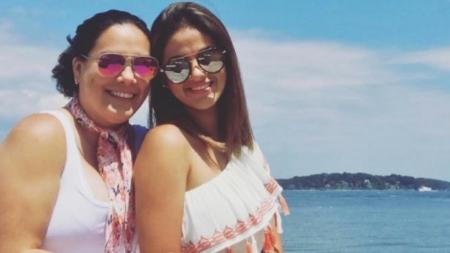 Katty García habló sobre su nueva etapa como madre junto a su pareja Karim