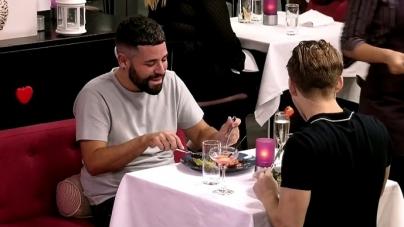 First Dates Ireland, presenta una cita entre dos hombres gays y sordos