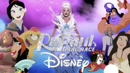 RuPaul's Drag Race en version de personajes de Disney