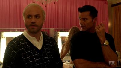 Ricky Martin aparece desnudo en escena de American Crime Story