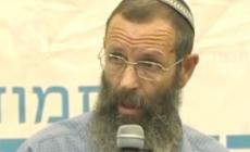 Israel: Rabino Yigal Levenstein pide erradicar la homosexualidad y el sida