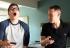 Blake Mitchell y Davey Wavey en entrevista con un vibrador dentro