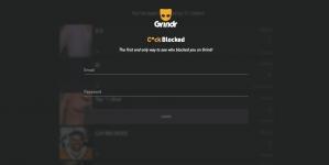 C*ckblocked, el sitio que te dice quien te ha bloqueado de Grindr