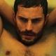El actor Jamie Dornan al desnudo