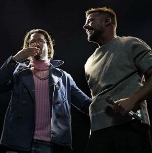 Homofóbicos atacan de nuevo a Maluma y Ricky Martin