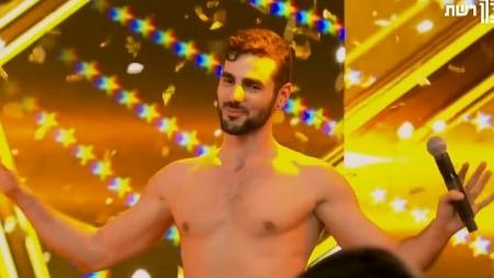 Niv Grados, el sexy bailarín israelí que nos seduce con su baile