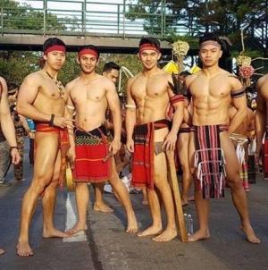 Filipinas: Panagbenga Boys el festival que deberías conocer
