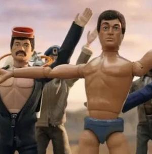 El anuncio con Action Man gays