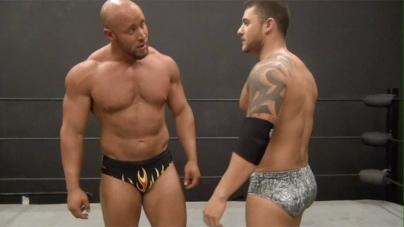 BG East Wrestling, la web de la lucha erótica gay