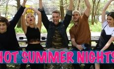Hot Summer Nights es la nueva película que protagoniza Timothée Chalamet