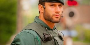 Policía sexy español puso arder las redes