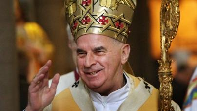 Inglaterra: El cardenal católico Keith O'Brien pidió perdón por abusar de sacerdotes