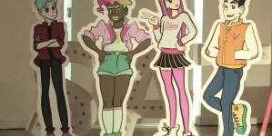 Teen Trans, el manga con superhéroes trans que luchan contra la LGBTfobia