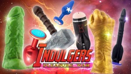 Así son los juguetes sexuales basados en Avengers: Infinity War
