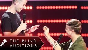 Concursante de The Voice le pide matrimonio a su novio