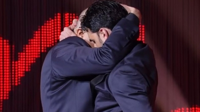 Giovanni y Raimondo al ritmo de tango en el reality Strictly Come Dancing