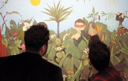 USA: Maricón exhibe el arte LGBT latino en Dallas
