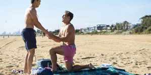 La primera boda gay en la telenovela australiana Neighbors