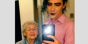 La reacción de una abuelita al enterarse que su nieto se reconocía como Trans