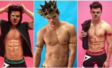Los Wapayasos celebran 200 mil seguidores con sexys fotografias