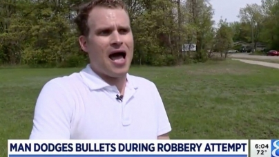 USA: Casi pierde la vida por evitar el robo de su bolso Louis Vuitton