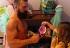 Padre se disfraza de hada por su hija y demuestra que las etiquetas no existen