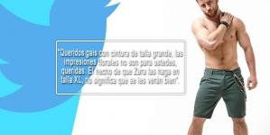 El tweet de la discordia contra los gais de 'cintura ancha'