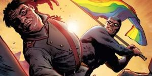 Phantom, el superhéroe aliado que aniquila la homofobia en Polonia