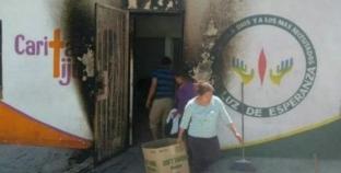 Mexico: Incendiaron un refugio para gays en México